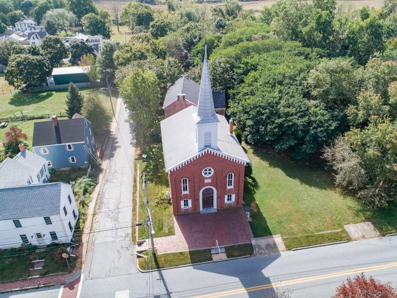 Drone Photo Middletown DE
