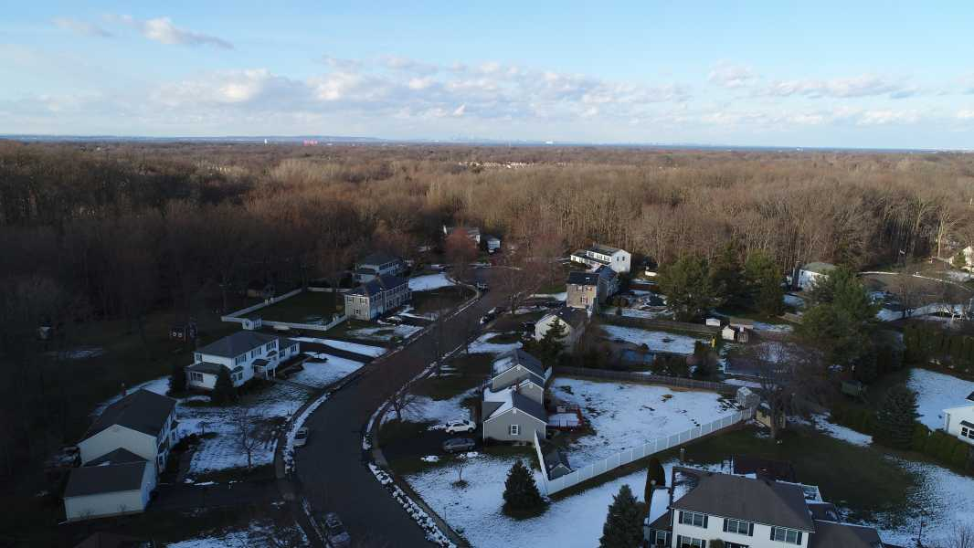 Drone Photo Middletown NJ