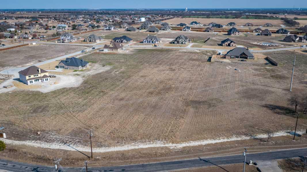 Drone Photo Midlothian TX