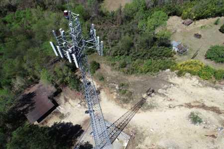 Drone Photo Milledgeville GA