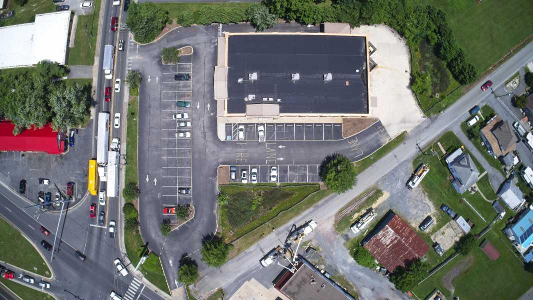 Drone Photo Millsboro DE