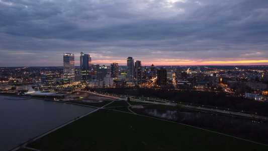 Drone Photo Milwaukee WI