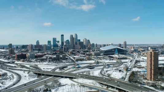 Drone Photo Minneapolis MN