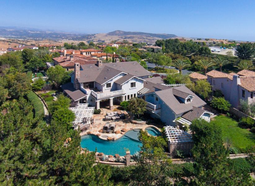 Drone Photo Mission Viejo CA
