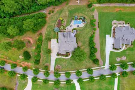Drone Photo Monroe GA