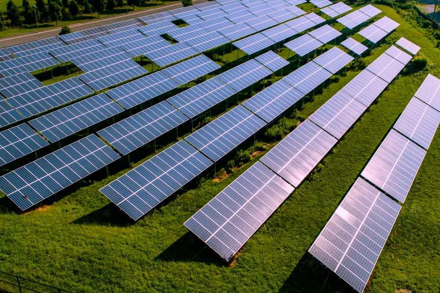 Drone Photo Montgomery NJ