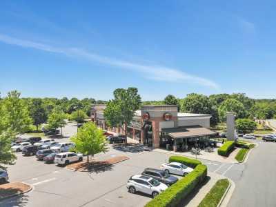 Drone Photo Mooresville NC