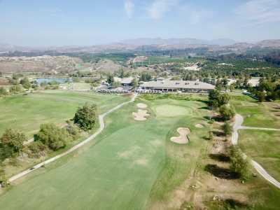 Drone Photo Moorpark CA
