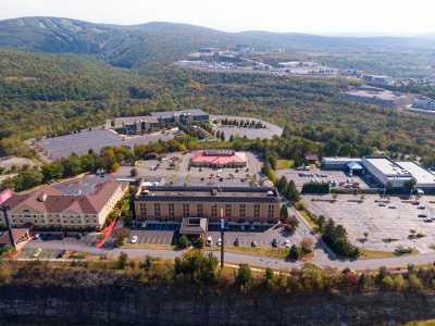 Drone Photo Moosic PA