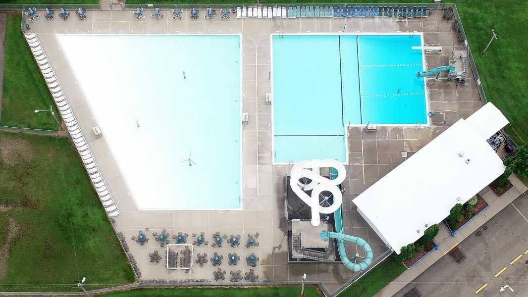 Drone Photo Mora MN