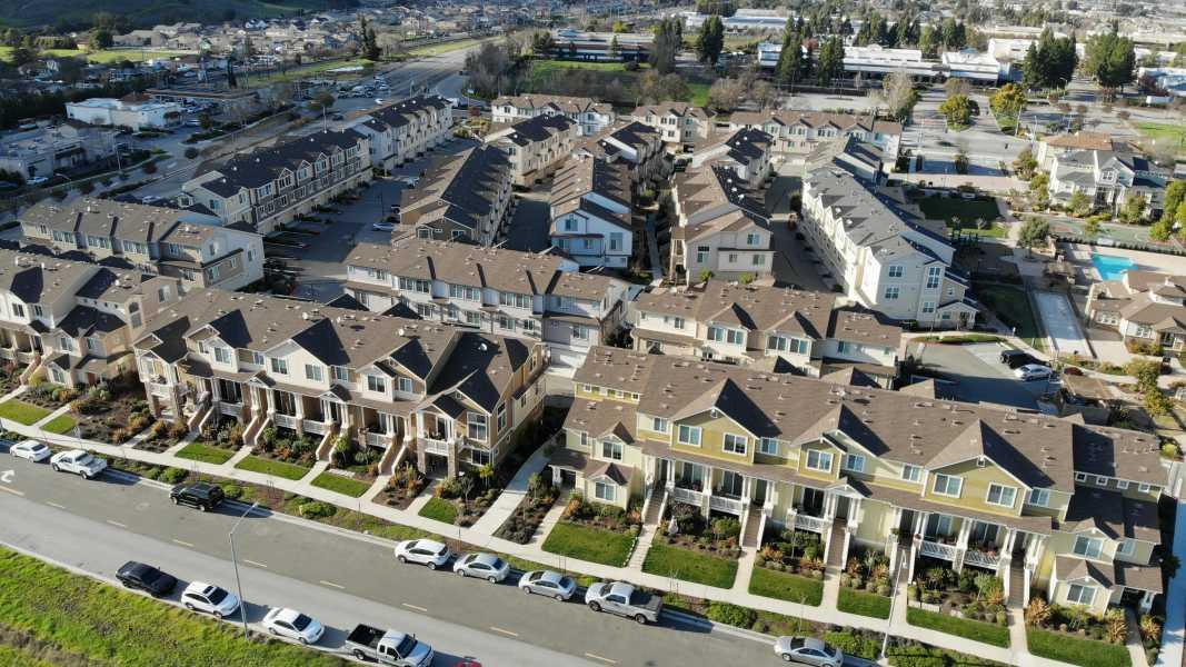 Drone Photo Morgan Hill CA
