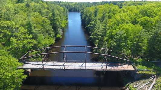 Drone Photo Morrisonville NY