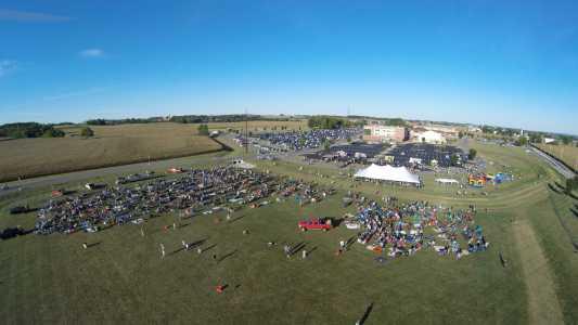 Drone Photo Mount Joy PA
