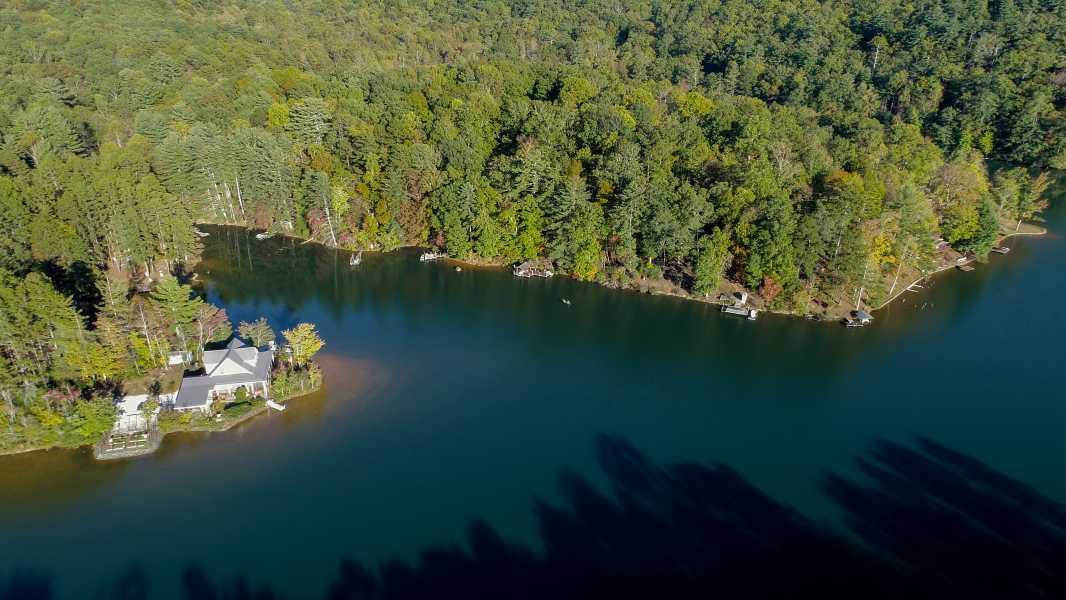 Drone Photo Mountain Rest SC