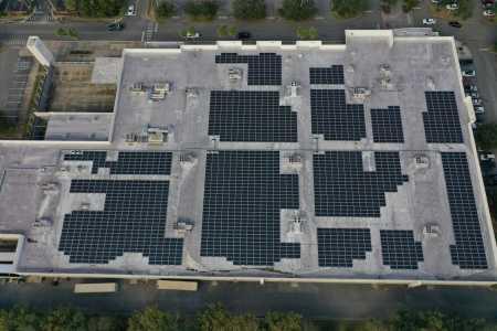 Drone Photo Mt Dora FL