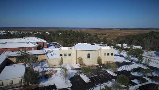Drone Photo Mt Pleasant SC