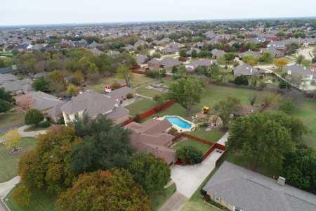 Drone Photo Murphy TX