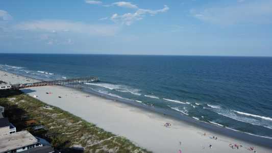 Drone Photo Myrtle Beach SC