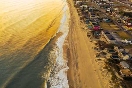 Drone Photo Nags Head NC