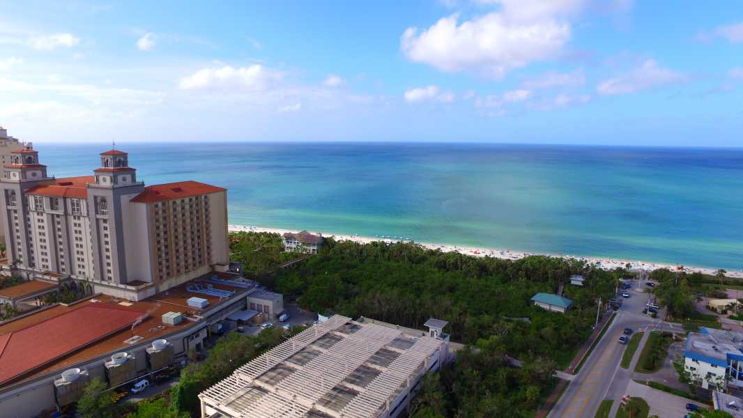 Drone Photo Naples FL