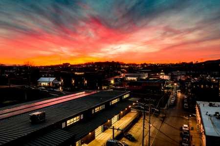 Drone Photo Nashville TN