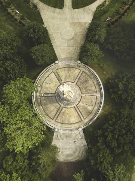 Drone Photo New Britain CT