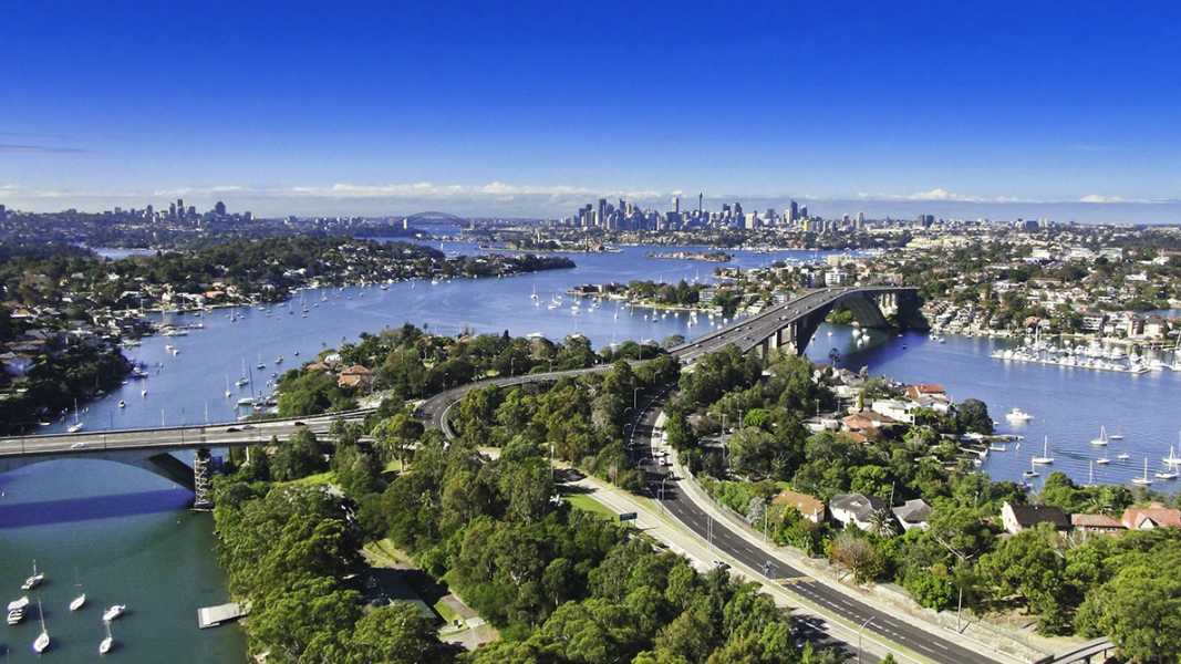 Drone Photo New Brunswick NJ
