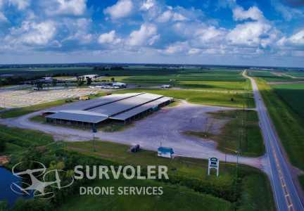 Drone Photo New Iberia LA