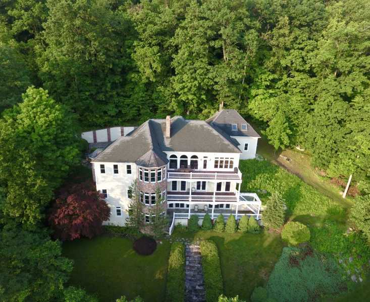Drone Photo New Milford CT