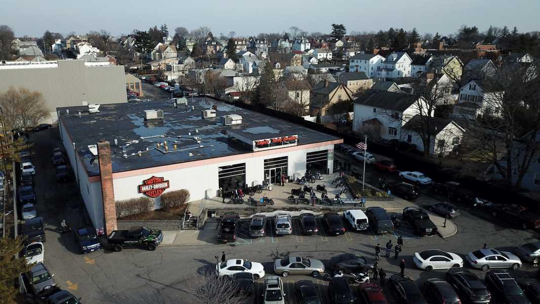 Drone Photo New Rochelle NY