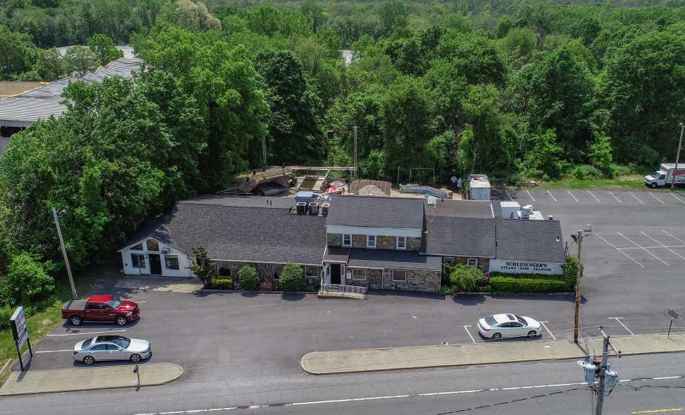 Drone Photo New Windsor NY