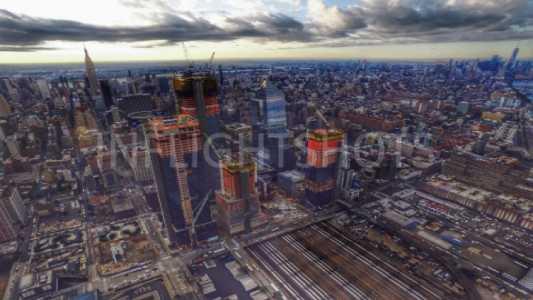 Drone Photo New York NY