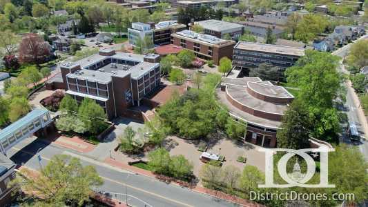 Drone Photo Newark DE