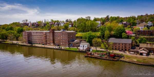 Drone Photo Newburgh NY
