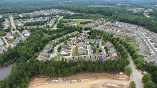 Drone Photo Newnan GA