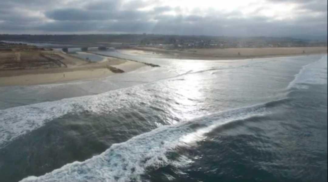 Drone Photo Newport Beach CA