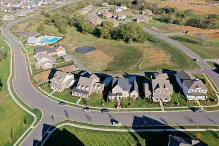 Drone Photo Nolensville TN
