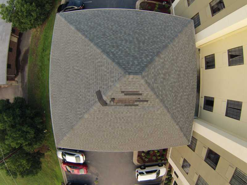 Drone Photo North Little Rock AR