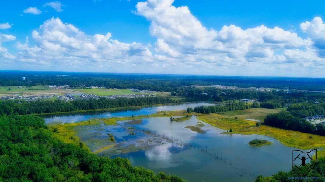 Drone Photo North Ridgeville OH