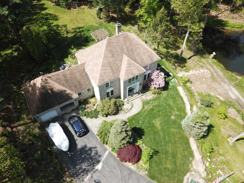 Drone Photo Northborough MA