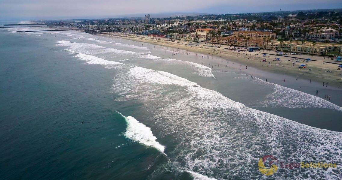Drone Photo Oceanside CA