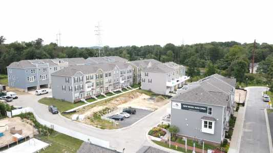 Drone Photo Odenton MD