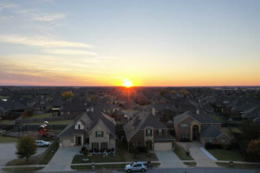Drone Photo Oklahoma City OK