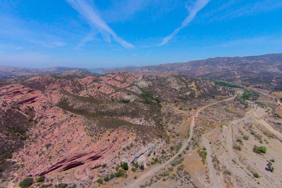 Drone Photo Orange County CA