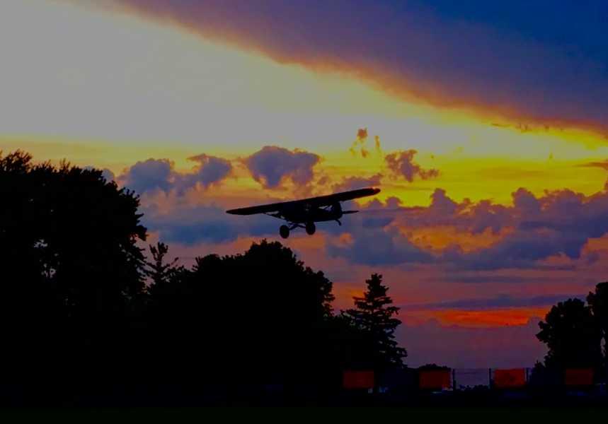 Drone Photo Oshkosh WI