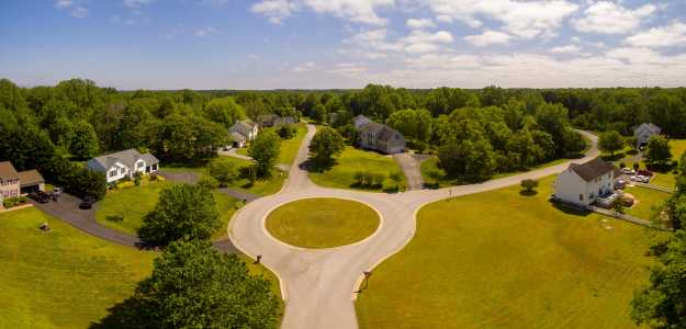 Drone Photo Owings MD