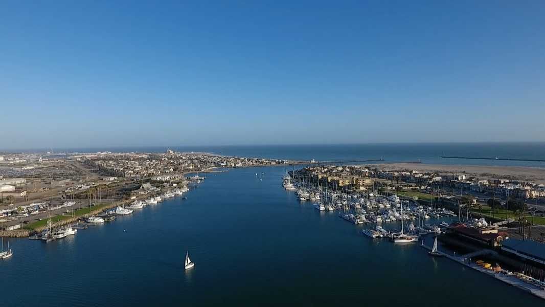 Drone Photo Oxnard CA