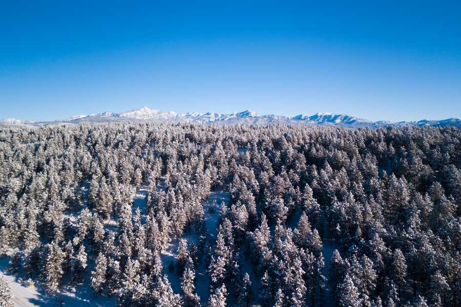 Drone Photo Pagosa Springs CO