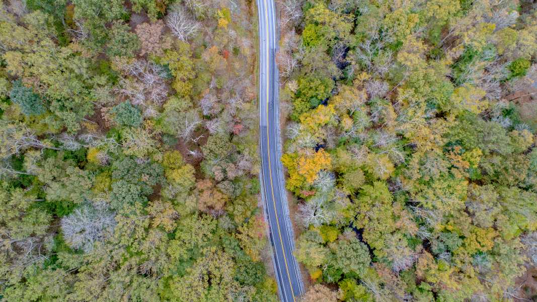 Drone Photo Park Central Rd Ma
