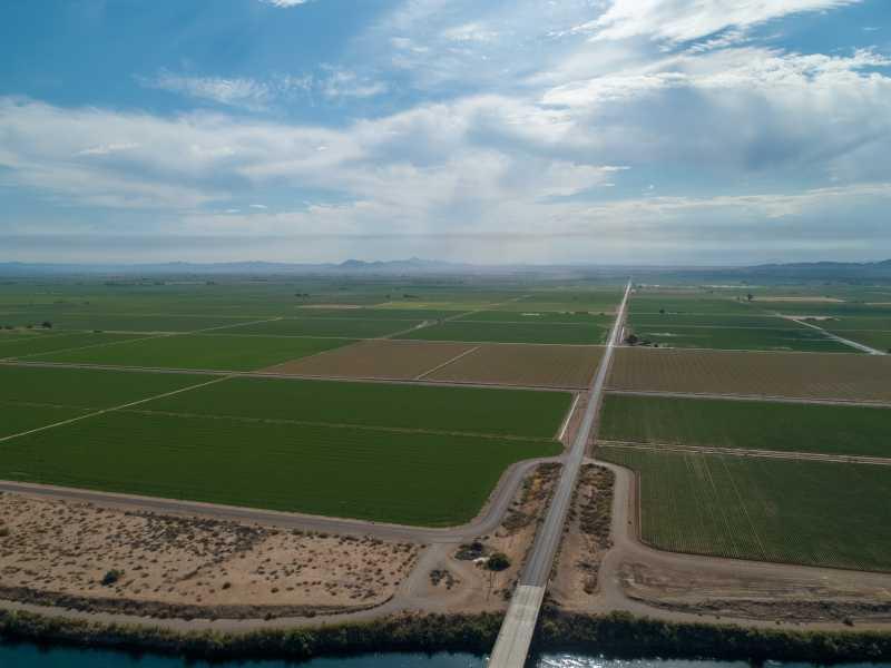 Drone Photo Parker AZ